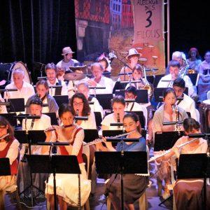 Partitions d'orchestre seul